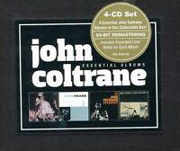 John Coltrane - Essential Albums [New CD] Boxed Set