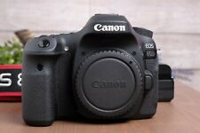 Canon EOS 80D 24.2 MP Digital SLR Camera with Strap, Batteries and Charger