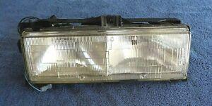 OEM 87-91 Olds 88 Royale & Regency RIGHT PASSENGER Headlight Headlamp Assembly