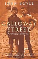 Boyle, John, Galloway Street, Paperback, Very Good Book