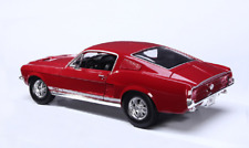 Ford Mustang GTA Fastback Year 1967 Red 1 18 Maisto