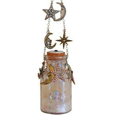 Kirks Folly 40th Anniv Galaxy Light Seaview Water Moon Led Lantern Ornament