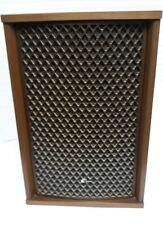 BEAUTIFUL VINTAGE SANSUI SP-2500 STEREO SPEAKER (Single) bass driver no sound