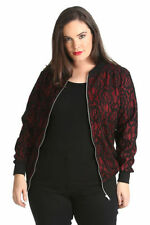 All Seasons Floral Plus Size Coats & Jackets for Women