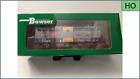 Bowser HO 42449 40 ft Boxcar, Missouri Pacific Lines Eagle Merch Service #46960