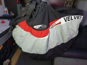 Paragliding harness Woody Valley Velvet Airbag  size Medium