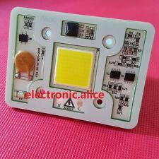 New AC 170-300V 220V High Power 50W led chip built-in driver cool white led lamp