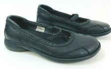 MERRELL Tetra Sprite Womens 8.5M Loafers Black Leather Mary Jane Style