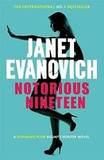 Notorious Nineteen by Evanovich, Janet | Book | condition good