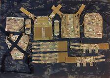 Ronin Tactics Assaulter Plate Carrier set Mutlicam Size S