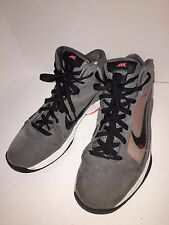 Nike Air Max Flywire Hyperfly Basketball Shoes Gray Men's 11.5 / B5