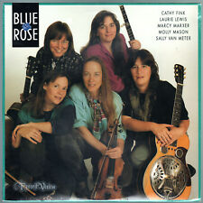 Cathy Fink - Blue Rose (1988) [SEALED] Vinyl; Marxer, Laurie Lewis, Molly Mason