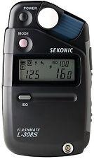 Nuovissimo Sekonic l-308s FLASHMATE riflessa incidente digitale misuratore di luce flash