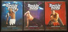 Rockin Body (Shaun T's Dance Paty) 3 Dvd Set By Beach Body - Vintage From 2008