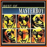 MASTERBOY - BEST OF MASTERBOY  CD  21 TRACKS DISCO / DANCE / POP HITS  NEU