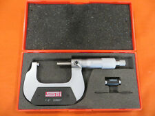 Spi Outside Micrometer 1 2 0001 13 463 5 In Box Machinist Tool 1758