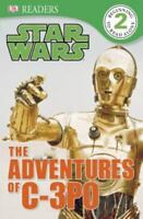 NEW - DK Readers L2: Star Wars: The Adventures of C-3PO by DK Publishing