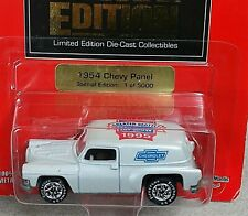 """Johnny Lightning 1954 Chevy Panel, 1995 Seattle Toy Show """"Rubber"""" Tires"""