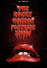 The Rocky Horror Picture Show 40th Anniversary Ed ~ BRAND NEW DVD + DIGITAL COPY