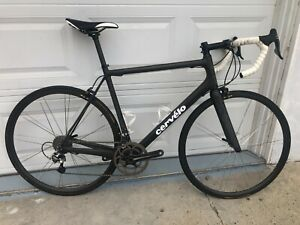 Cervelo R3 SL carbon 58 Campagnolo Record 10-speed superlight road bike 13.71 lb