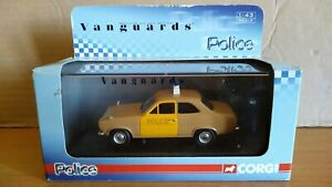 FORD ESCORT MK I VANGUARDS SCALA 1/43