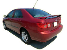 2003-2008 Toyota Corolla Painted Factory Style Rear Spoiler Wing BRAND NEW