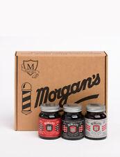 Morgans Pomade Medium Hold Slick Firm Hold High Shine Hair Styling Gift Set Pack