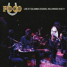 Poco Live At Columbia Studios, Hollywood 30/9/71 CD NEW SEALED 2017