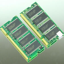 New 1GB 2 X 512MB PC3200 DDR400 SODIMM RAM 200PIN MEMORY LAPTOP RAM