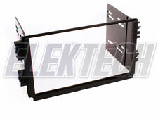 Double DIN Radio Dash Replacement Kit for Aftermarket Stereo1998-2006 Kia
