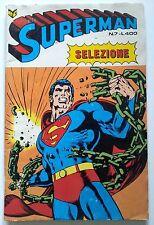 Superman Selezione n.7 * ed. Cenisio