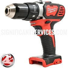"New Milwaukee M18 18 Volt 2606-20 18V 1/2"" Li-Ion Cordless Compact Drill Driver"