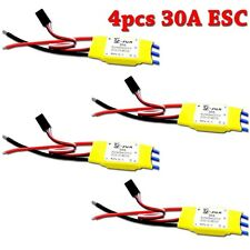 4pcs 30A Brushless Speed Controller ESC for DJI EMAX FPV Drone RC Quadcopter U