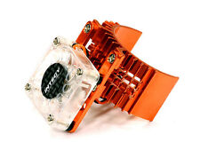 Integy Alum 540 Motor Heatsink w/ Cooling Fan for Slash/Stampede/Rustler/Bandit