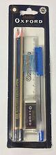 Helix Oxford Student Set 2 Pencils 1 Pen 1 Ruler 1 Eraser 1 Sharpener