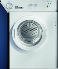 Baumatic BTD1 Integrated (Built-in) Vented Dryer - 6kg Load, Reverse Action