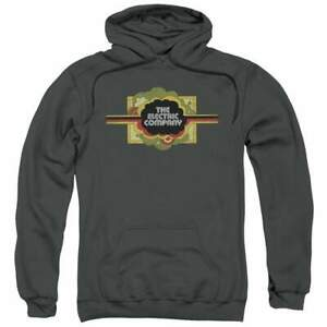 Electric Company Logo Pullover Hoodie