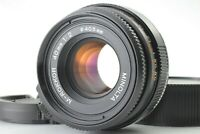 【EXC+++++】Minolta M Rokkor 40mm F2 MF Lens Leica M mount for CL CLE from JAPAN