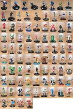 WizKids Heroclix (Choice of) Character Number/ Game Piece Action Figurine *READ*
