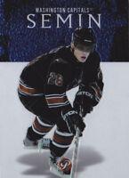 03-04 Topps Pristine Alexander Semin /1199 Rookie Capitals 2003
