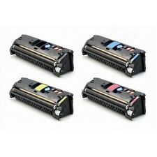 HP COLOR Laserjet 1500 1500L 2500 2500L 2500N 2500TN LASER TONER CARTRIDGE SET