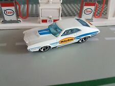 HOT WHEELS FORD GRAN TORINO BLANC LOOSE voir photo