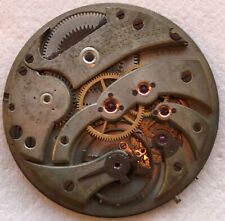 Ulysse Nardin Extra Pocket Watch movement 40,5 mm. in diameter 4 mm in thickness