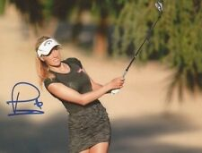 Paige Spiranac signed LPGA 8x10 photo autographed Proof 2