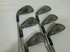 New listing New LH Callaway Big Bertha 19 Iron Set 5-PW KBS Max Steel Stiff irons