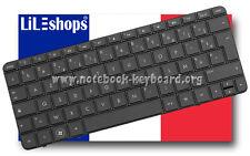 Clavier Fr AZERTY HP Mini 110-3652ef 110-3652sf 110-3653ef 110-3653sf  NEUF