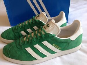 ADIDAS *GAZELLE* (BB5477) MENS SUEDE TRAINERS UK 10.5 /45