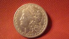 1897-O Morgan Silver Dollar (ref#3)