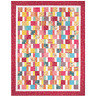 Easy goings Quilt pattern - cozy quilt design