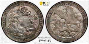 Mexico SILVER Medal 1964 Constitucion De Apatzingan PCGS MS67 Grove 852a Nice!!!